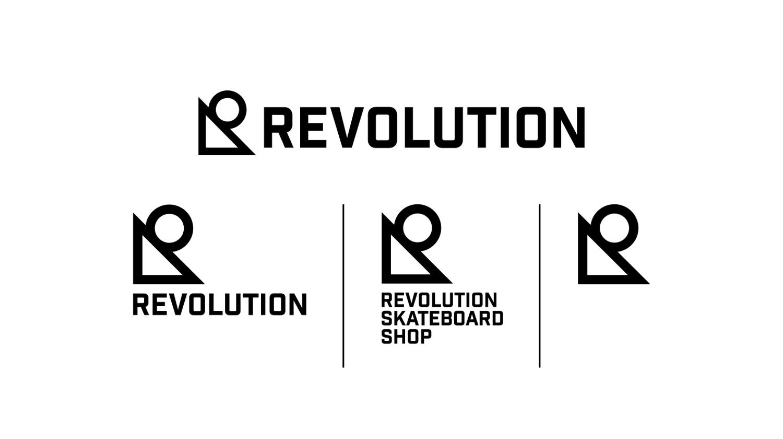 revolution-logo-versions