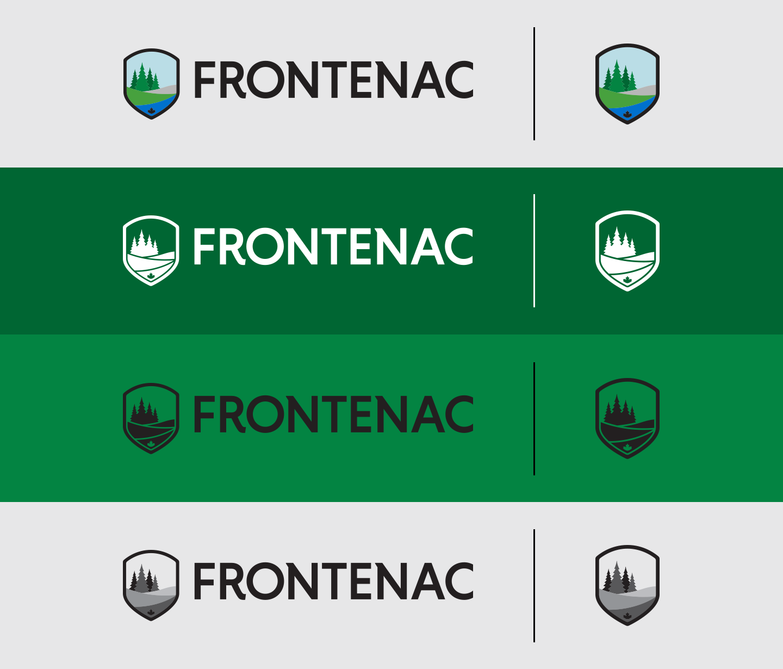 frontenac-logo-variations