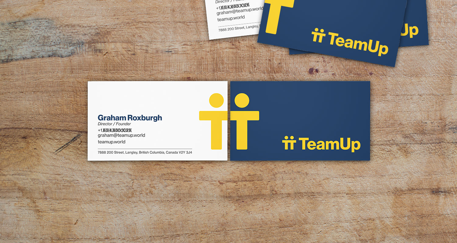 teamup-business-cards