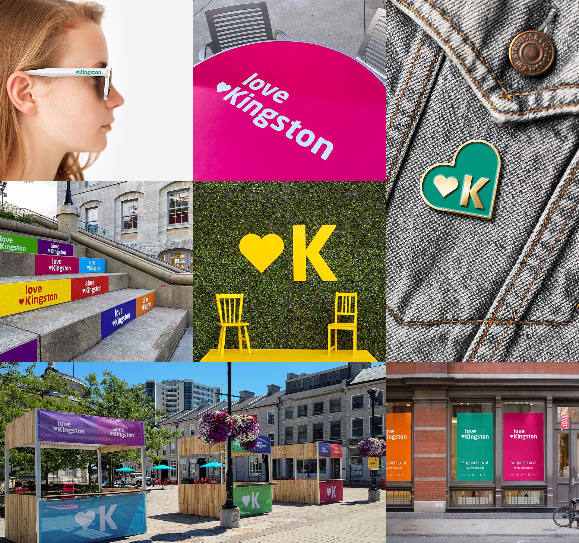 love-kingston-application-images