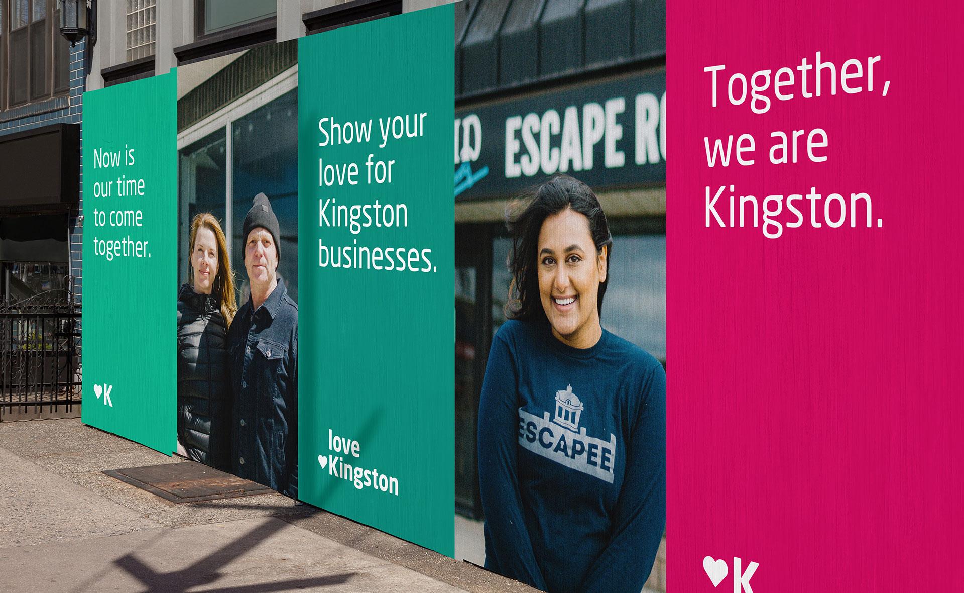 love-kingston-hoarding-wall