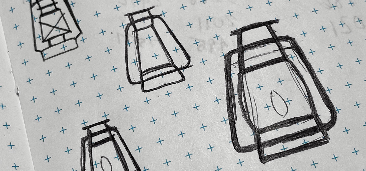 lantern-sketches
