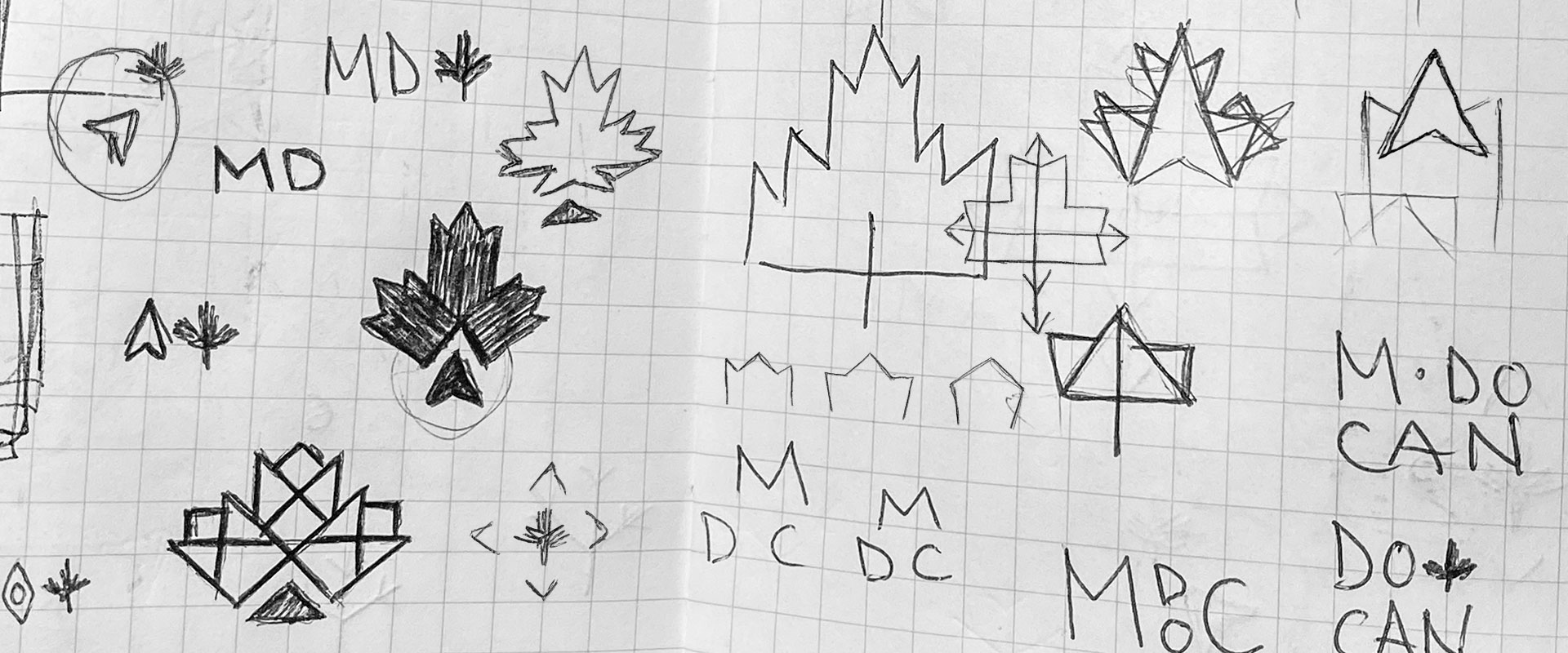 must-do-canada-logo-sketches