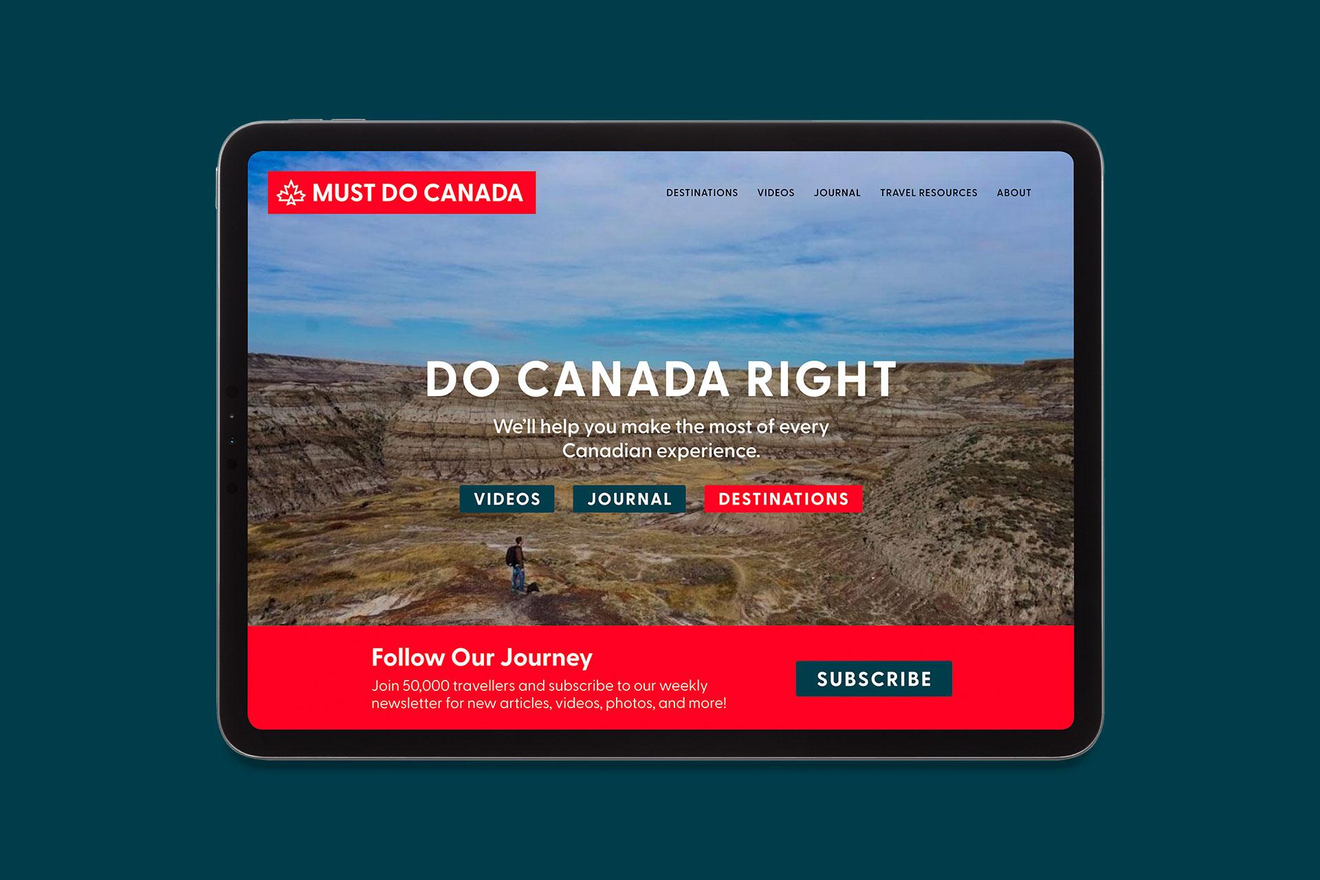 must-do-canada-website