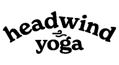 headwind yoga logo