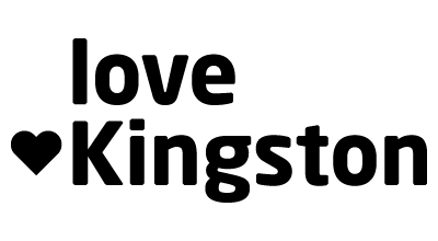 love kingston logo